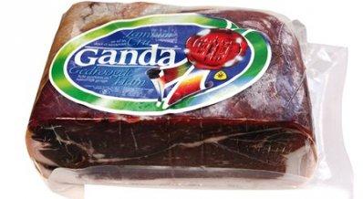 Ganda Ham 1/2 blok met zwoerd